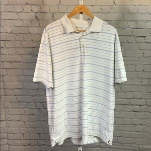 Nike Golf 1/4 Button Polo